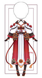 {Open} F2U Outfit