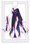 {Closed} Auction Outfit 529 + lineart