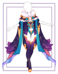 {Closed} Auction Outfit 548 + lineart