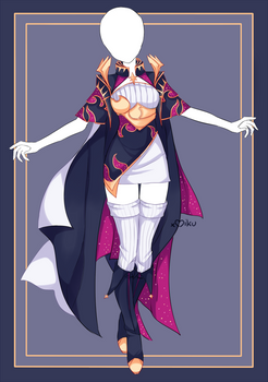 {Open} Auction Outfit 575 + lineart