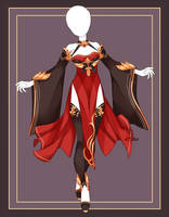 {Open} P2U Outfit 38 + lineart