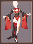 {Open} Auction Outfit 617 + lineart by xMikuChuu