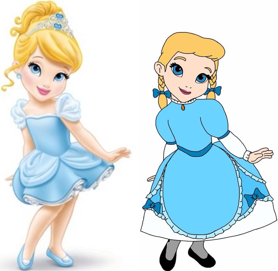 Child Cinderella Redo By 1zutarafan On DeviantArt