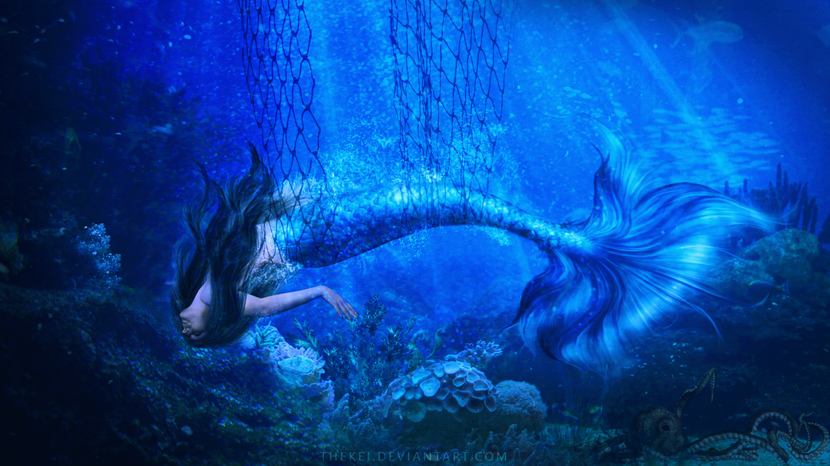 [UNDER THE SEA] by TheKei