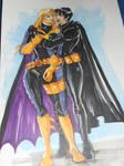 Batgirls by ChicoChan
