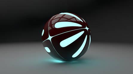 Armored ball by sammymaestro