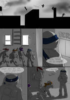 TMNT: InterDimensional Page 1 by Anna-LR