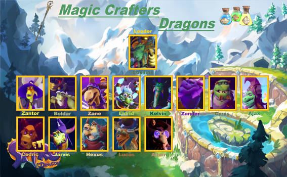Spyro Reignited Trilogy *SPOILER*: Magic Crafters
