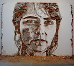 Scratching the Surface, Vhils