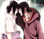 Sasuke and Itachi - I will always love you