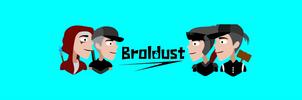 Broldust channel