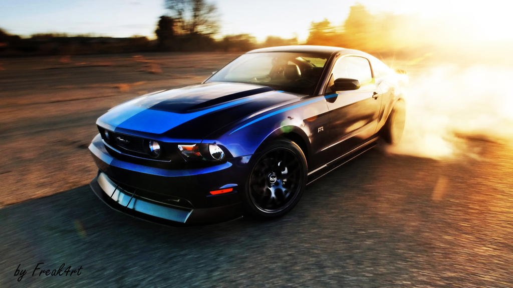 Ford Mustang Wallpaper HD Quality By Freak4rt