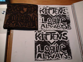 Kittens Greatherthan Logic by xcmer