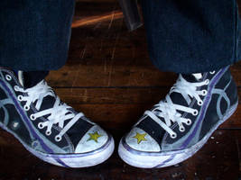 Pumped Up Kicks Front View by xcmer