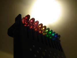 Pens In The Light by xcmer