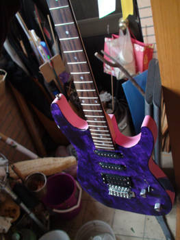 Guitar Repaint
