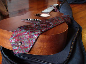 Guitar Strap Tie