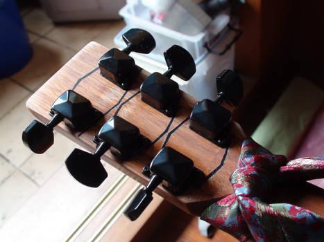 Guitar Head Inlay
