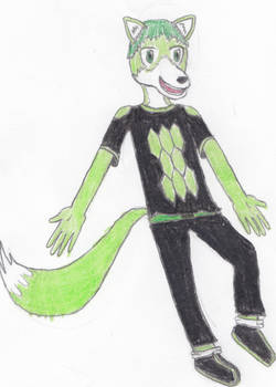 Ron The Fox (ReDesign)