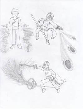 Wind Warriors