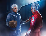 ExpressDelivery : FFG ANDROID NETRUNNER