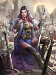 Swordmaster Everilda