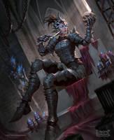 Iron Inquisitor by iamagri