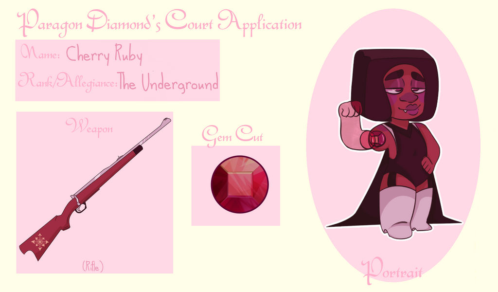 Cherry Ruby App