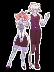 Sardilesien Community Characters