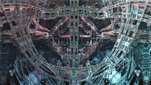 Large Mandelbulb Collider
