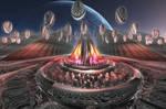 Alien Cremation