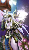 Nightelf druid