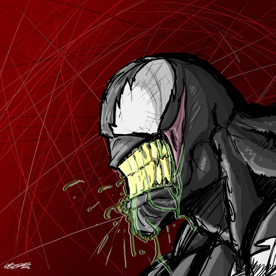 Venom Spit by EvanLygeros
