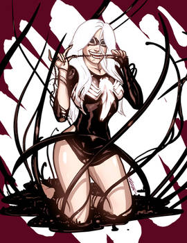 Black Cat (Amazing Spider-man 607 hommage)