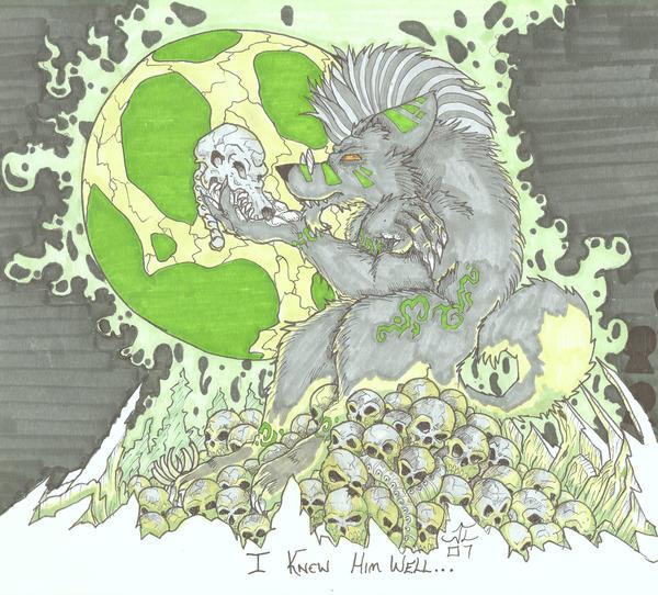 IKnewHimWell by Lycan-fennex