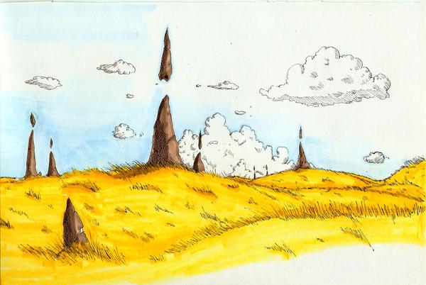 AWhisperoftheStones by Lycan-fennex