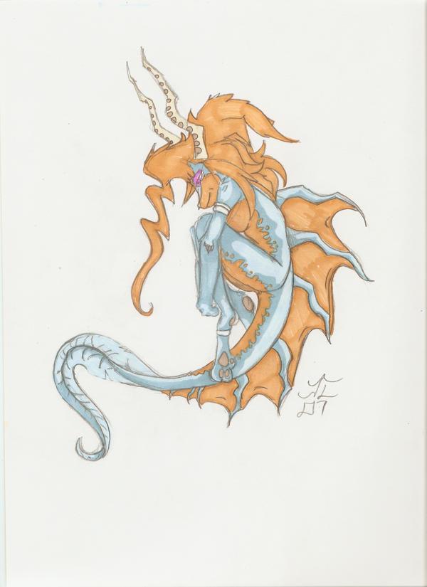 IHurtForYou by Lycan-fennex