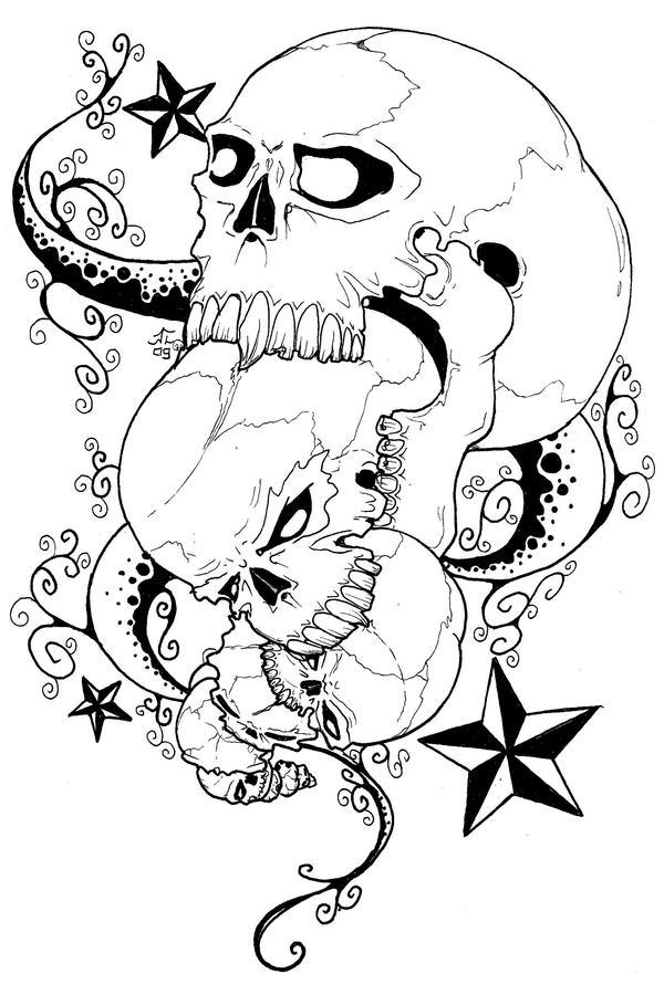 CannibalChain by Lycan-fennex