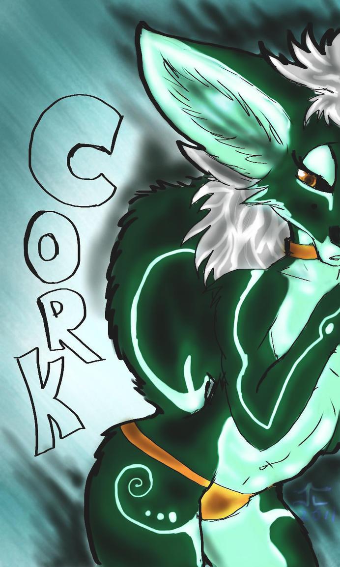 CorkCommsh by Lycan-fennex