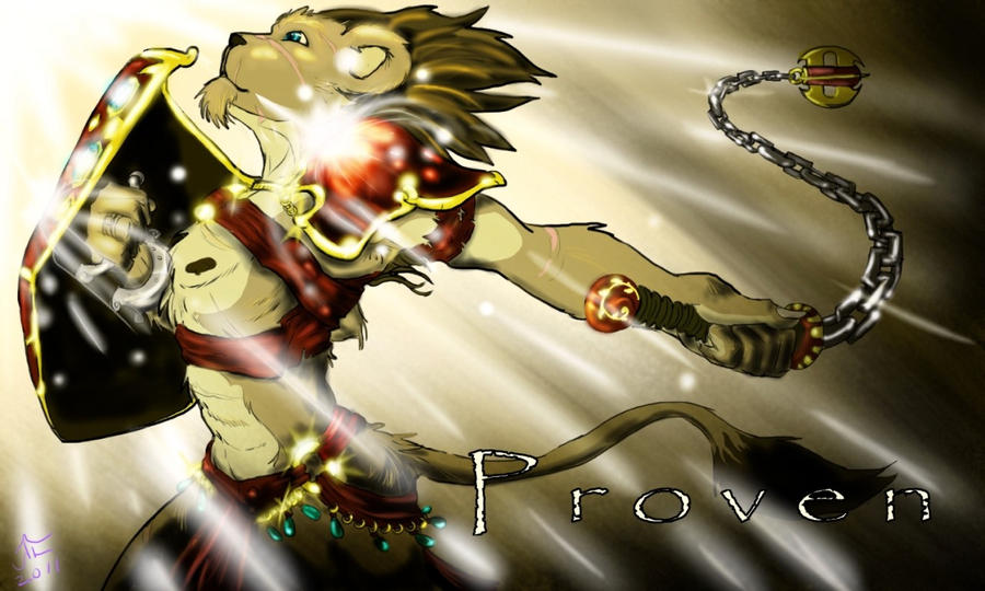 Proven by Lycan-fennex