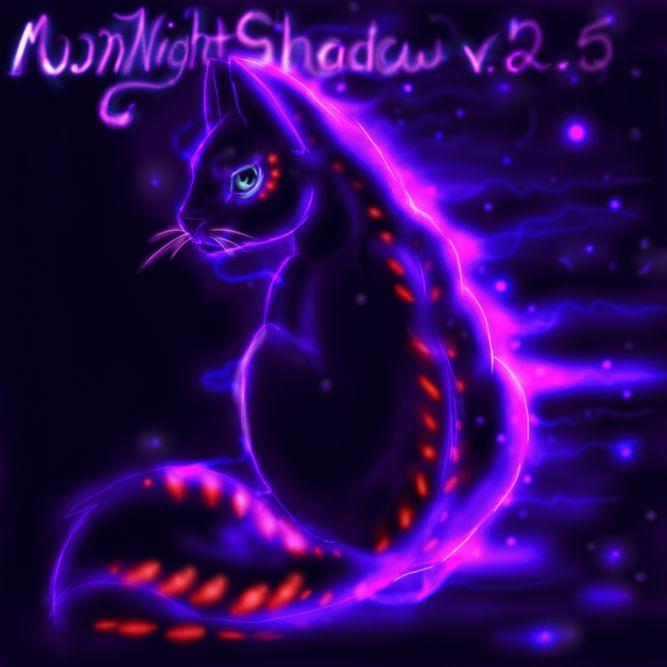 MoonNightShadowV2.5_GFT by Lycan-fennex