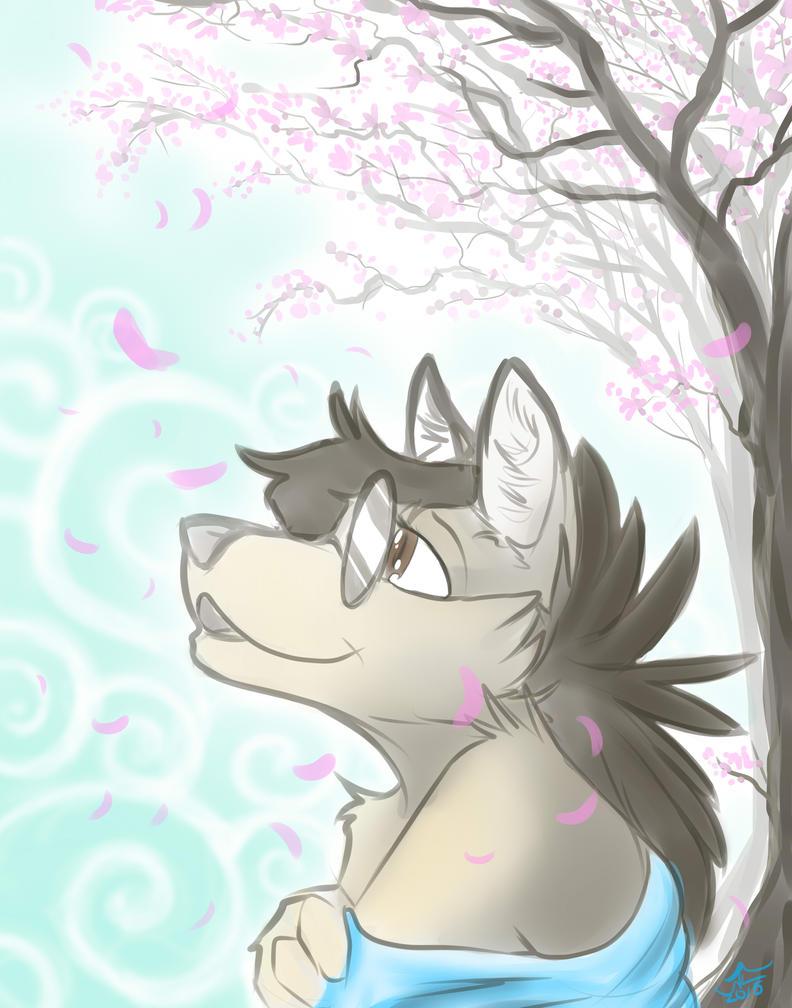 SakuraCutie by Lycan-fennex