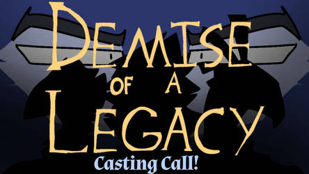 Demise Of a Legacy by ElementalFact0r74