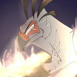 You're Gunna watch your kingdom Burn... by ElementalFact0r74