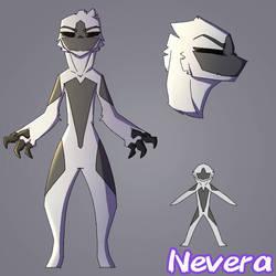 Nevera Ref Sheet by ElementalFact0r74