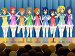 Love Live - START:DASH!! Fanmade Outfits