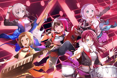Afterglow - Initial 3* Cards by SRM-Will-Never-Die