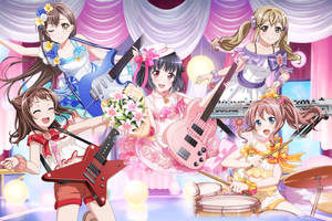 Poppin Party - Rimi's Gift Of Song