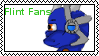 Flint Fans .:stamp:. by MayDragonArtist