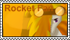 Rocket Fan :.Stamp:. by MayDragonArtist